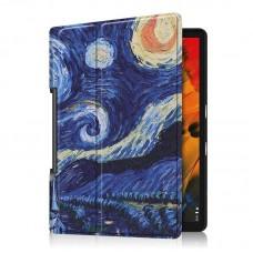 Чехол книжка PU BeCover Smart для Lenovo Yoga Smart Tab YT-X705 Night (704706)