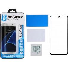 Защитное стекло BeCover Full Glue для Xiaomi Redmi Note 9s 9 Pro 9 Pro Max Black (704835)
