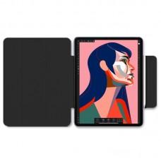 Чехол книжка TPU BeCover Magnetic Buckle для Apple iPad Pro 12.9 2020 Black (705004)