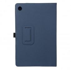 Чехол книжка PU BeCover Slimbook для Lenovo Tab M10 Plus TB-X606F Deep/Blue (705015)