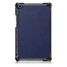 Чехол книжка PU BeCover Smart Case для Huawei MediaPad M5 Lite 8 Deep/Blue (705030)