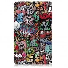 Чехол книжка PU BeCover Smart Case для Huawei MatePad T 8 Graffiti (705081)