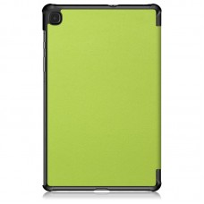 Чехол книжка PU BeCover Smart для Samsung Tab S6 Lite P610 P615 Green (705177)