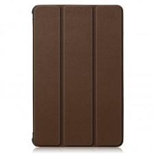 Чехол книжка PU BeCover Smart для Lenovo Tab M10 Plus TB-X606 Brown (705180)