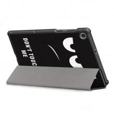Чехол книжка PU BeCover Smart для Lenovo Tab M10 Plus TB-X606 Don`t Touch (705187)