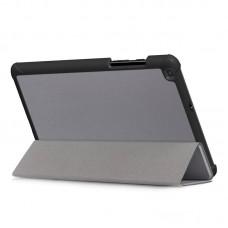 Чехол книжка PU BeCover Smart для Samsung Tab A 8.0 T290 T295 T297 Gray (705211)