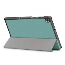 Чехол книжка PU BeCover Smart для Lenovo Tab M10 Plus TB-X606 Dark Green (705217)