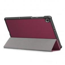 Чехол книжка PU BeCover Smart для Lenovo Tab M10 Plus TB-X606 Red Wine (705219)