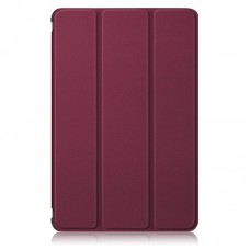 Чехол книжка PU BeCover Smart для Samsung Tab S7 T875 Red/Wine (705224)