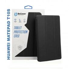 Чехол книжка PU BeCover Smart Case для Huawei MatePad T 10s Black (705397)