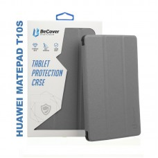 Чехол книжка PU BeCover Smart Case для Huawei MatePad T 10s Gray (705402)