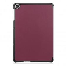 Чехол книжка PU BeCover Smart Case для Huawei MatePad T 10s Red Wine (705405)