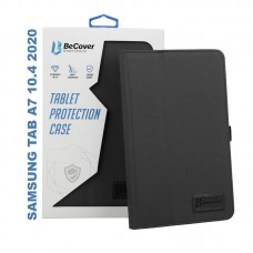 Чехол книжка PU BeCover Slimbook для Samsung Tab A7 T500 T505 T507 Black (705453)