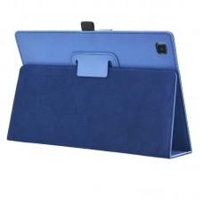 Чехол книжка PU BeCover Slimbook для Samsung Tab A7 T500 T505 T507 Deep/Blue (705454)