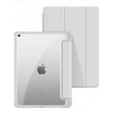 Чехол книжка PU BeCover Soft Edge для Apple iPad Air 10.9 2020 Gray (705536)