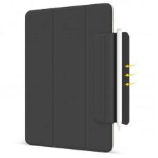 Чехол книжка TPU BeCover Magnetic Buckle для Apple iPad Air 10.9 2020 Black (705539)