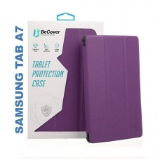 Чехол книжка PU BeCover Smart для Samsung Tab A7 T500 T505 T507 Purple (705612)