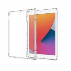 Чехол накладка TPU BeCover Anti-Shock для Apple iPad 10.2 2019/2020 Clear (705615)