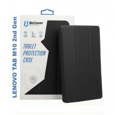 Чехол книжка PU BeCover Smart для Lenovo Tab M10 HD 2nd Gen TB-X306 Black (705627)