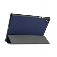 Чехол книжка PU BeCover Smart для Lenovo Tab M10 HD 2nd Gen TB-X306 Deep/Blue (705628)