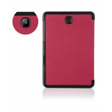Чехол книжка PU BeCover Smart Case для Samsung Tab S2 8.0 T710 T713 T715 T719 Hot/Pink (705922)
