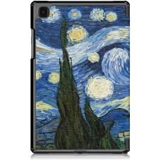 Чехол книжка PU BeCover Smart для Samsung Tab A7 T500 T505 T507 Night (705949)