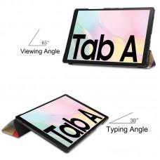 Чехол книжка PU BeCover Smart Case для Samsung Tab A7 T500 T505 T507 Square (705951)