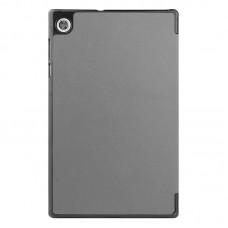 Чехол книжка PU BeCover Smart для Lenovo Tab M10 HD 2nd Gen TB-X306 Gray (705971)