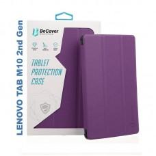Чехол книжка PU BeCover Smart для Lenovo Tab M10 HD 2nd Gen TB-X306 Purple (705972)