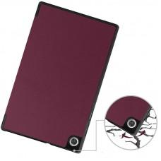 Чехол книжка PU BeCover Smart для Lenovo Tab M10 HD 2nd Gen TB-X306 Red Wine (705974)