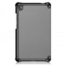 Чехол книжка PU BeCover Smart для Lenovo Tab M7 TB-7305 Gray (705976)