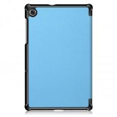 Чехол книжка PU BeCover Smart для Lenovo Tab M10 Plus TB-X606 Blue (705983)