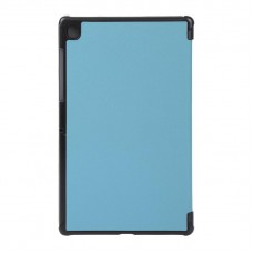 Чехол книжка PU BeCover Smart для Samsung Tab S5e T720 T725 Blue (705987)
