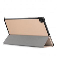 Чехол книжка PU BeCover Smart Case для Samsung Tab S6 Lite 10.4 P610 P615 Gold (705992)