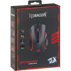 Мышь Defender Redragon Nothosaur Black (75065) USB