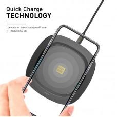 БЗУ Luxe Cube 10W Black (7775557577239)