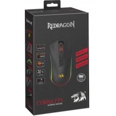 Мышь Defender Redragon Cobra FPS RGB (78284) Black USB
