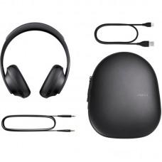 Наушники гарнитура накладные Bluetooth Bose Noise Cancelling Headphones 700 Black (794297-0100)