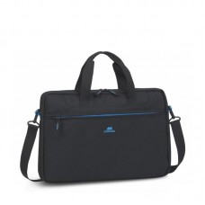 Сумка для ноутбука Rivacase 8037 Black 15.6 Polyester