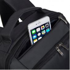 Рюкзак для ноутбука Rivacase 8062 15.6 Polyester Black