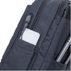 Рюкзак для ноутбука Rivacase 8365 Black 17.3