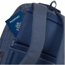 Рюкзак для ноутбука Rivacase 8460 Dark Blue 17.3