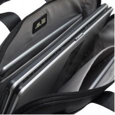 Сумка для ноутбука Rivacase 8930 PU Black 15.6