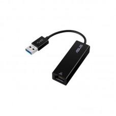 Адаптер Asus OH102 USB-RJ45 3.0 Black (90XB05WN-MCA010)