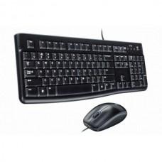 Комплект клавиатура + мышь Logitech MK120 (920-002561)