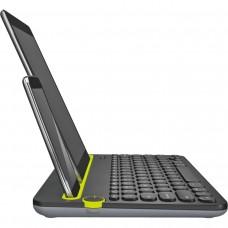Клавиатура Logitech K480 Bluetooth Multi-Device Black (920-006368)