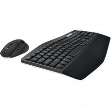 Комплект клавиатура + мышь Wireless Logitech MK850 Black (920-008232)