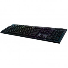 Клавиатура Logitech G915 Gaming Wireless Mechanical GL Tactile RGB Black (920-008909)