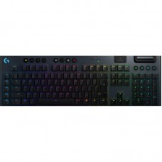 Клавиатура Logitech G915 Gaming Wireless Mechanical GL Tactile RGB Black (920-008909)