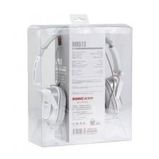 Наушники гарнитура накладные Somic MH513 White